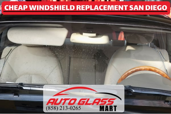 cheap windshield replacement san diego