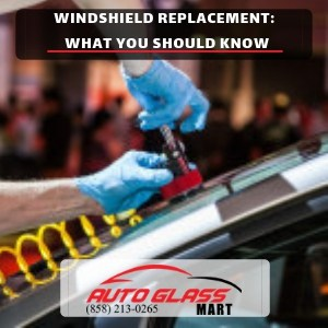 windshield replacement-what you need to know